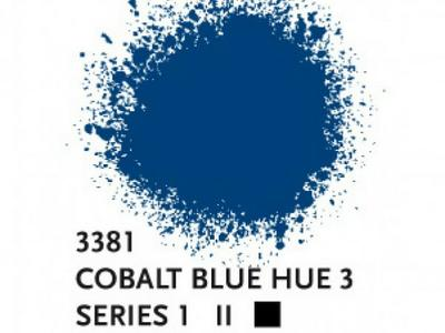 LIQUITEX SPRAY PAINT 400ML COBALT BLUE HUE 3 1
