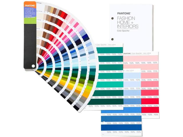 PANTONE FHI SPECIFIER & GUIDESET  1
