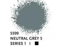 LIQUITEX SPRAY PAINT 400ML NEUTRAL GREY 5