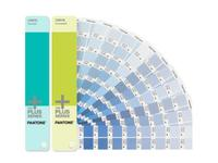 Photo: PANTONE PLUS CMYK GUIDE SET COATED & UNCOATED