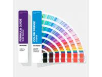 PANTONE COATED COMBO FORMULA GUIDE & COLORBRIDGE