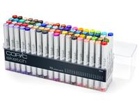 COPIC SKETCH SET 72-DELIG D