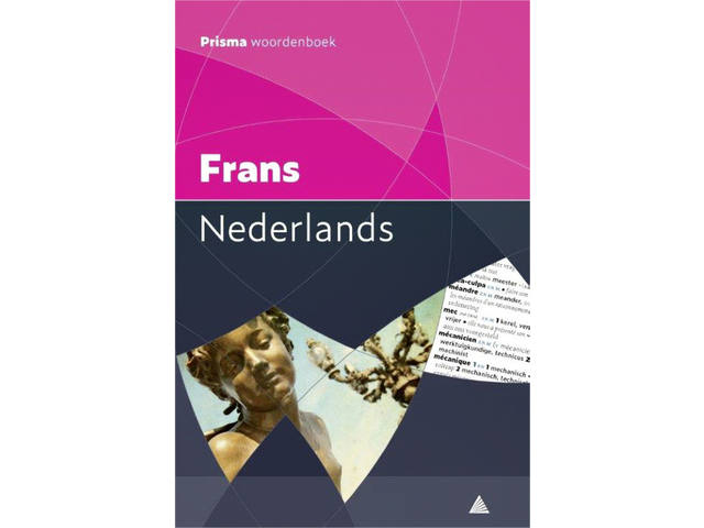 WOORDENBOEK PRISMA POCKET FRANS-NEDERLANDS 1