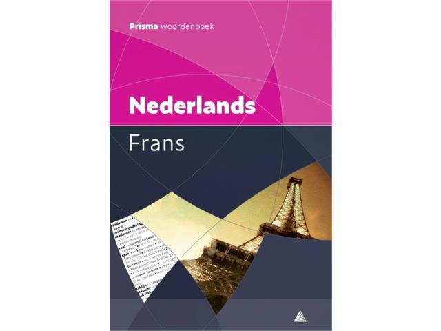 WOORDENBOEK PRISMA POCKET NEDERLANDS-FRANS