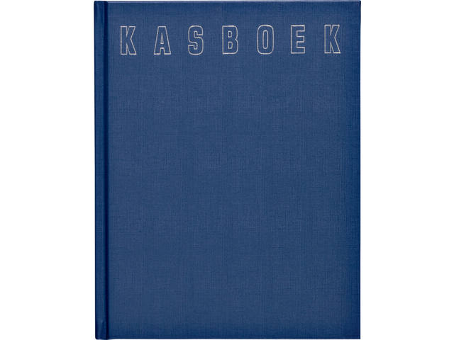 KASBOEK 165X210MM 5KOL 96BLZ