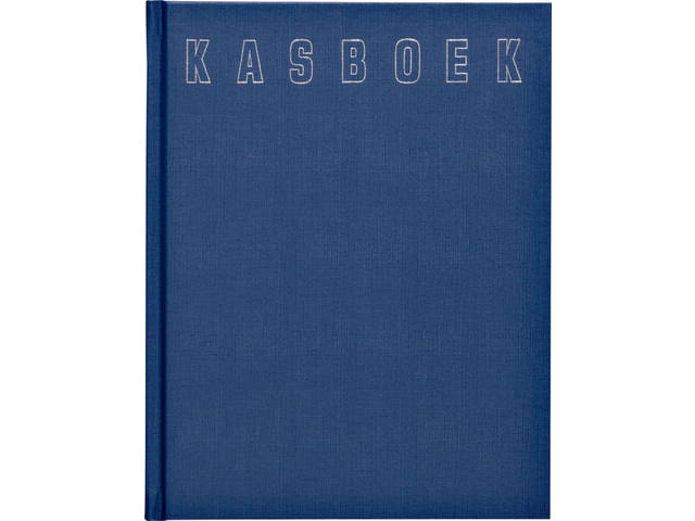 KASBOEK 165X210MM 5KOL 192BLZ