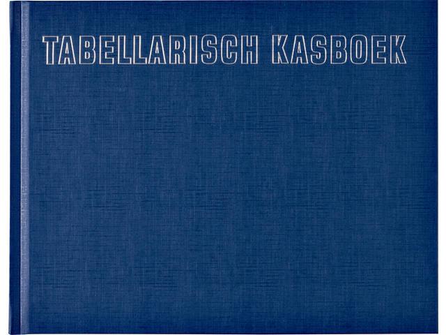 KASBOEK 210X160MM 8KOL 96BLZ
