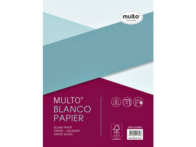 INTERIEUR MULTO 17R BLANCO 80GR 50V