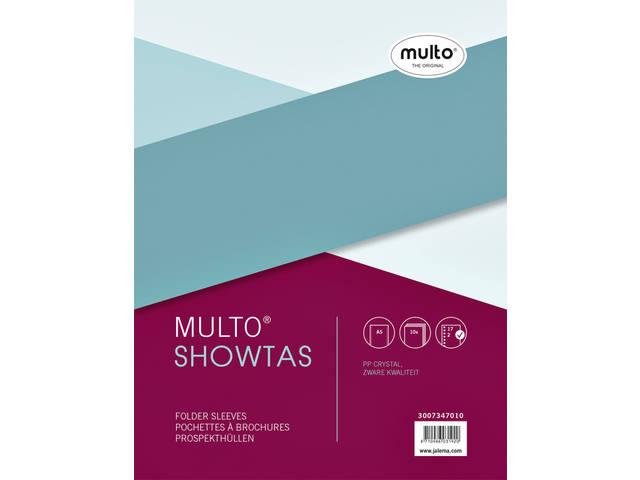 SHOWTAS MULTO A5 17R PP 0.14MM GLAD 1