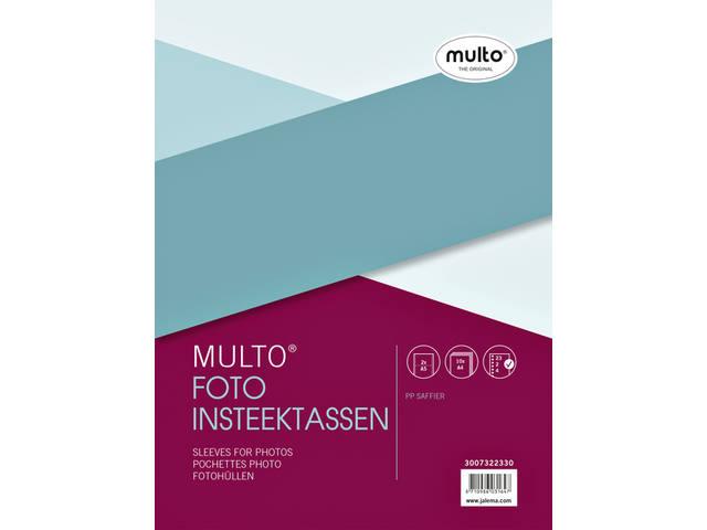 FOTOTAS MULTO A4 23R PP 0.12MM NERF 2VAKS A5