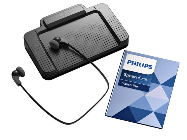 TRANSCRIPTIEKIT PHILIPS LFH 7177/05
