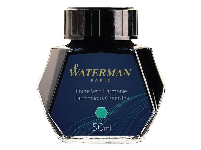 VULPENINKT WATERMAN 50ML HARMONIEUS GROEN 1