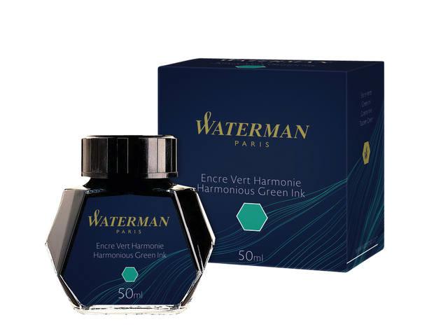 VULPENINKT WATERMAN 50ML HARMONIEUS GROEN 3