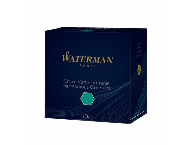 VULPENINKT WATERMAN 50ML HARMONIEUS GROEN 4