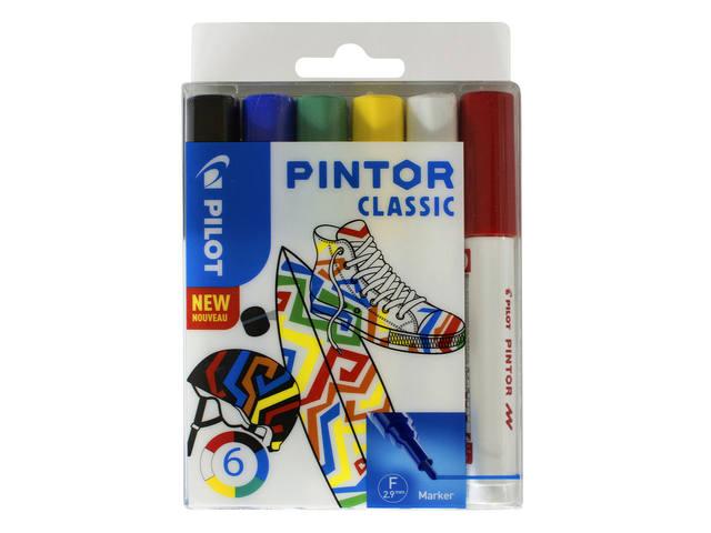 VILTSTIFT PILOT PINTOR CLASSIC 1.0MM ASS