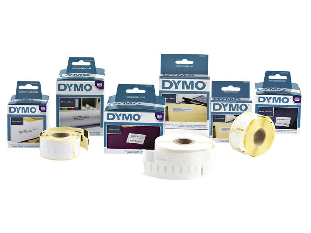 LABEL ETIKET DYMO 99010 89MMX28MM ADRES 3