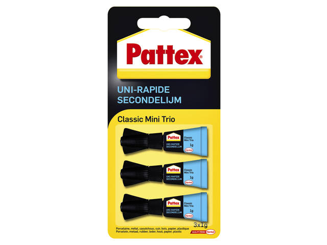 SECONDELIJM PATTEX CLASSIC TUBE 1GR