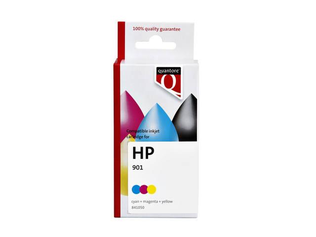 INKCARTRIDGE QUANTORE HP 901 CC656AE KLEUR