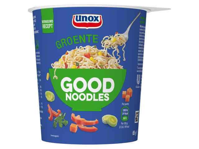 GOOD NOODLES UNOX GROENTEN