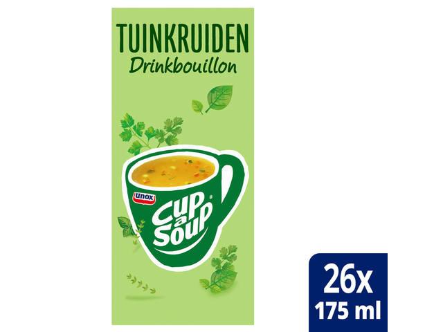 CUP A SOUP HELDERE BOUILLON TUINKRUIDEN