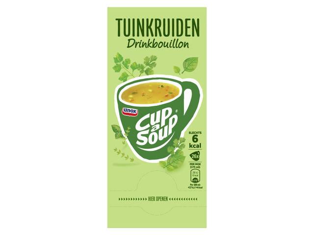 CUP A SOUP HELDERE BOUILLON TUINKRUIDEN 2