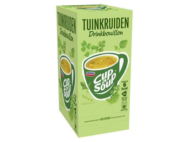 CUP A SOUP HELDERE BOUILLON TUINKRUIDEN 4