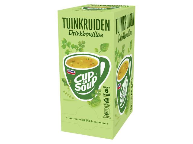CUP A SOUP HELDERE BOUILLON TUINKRUIDEN 5