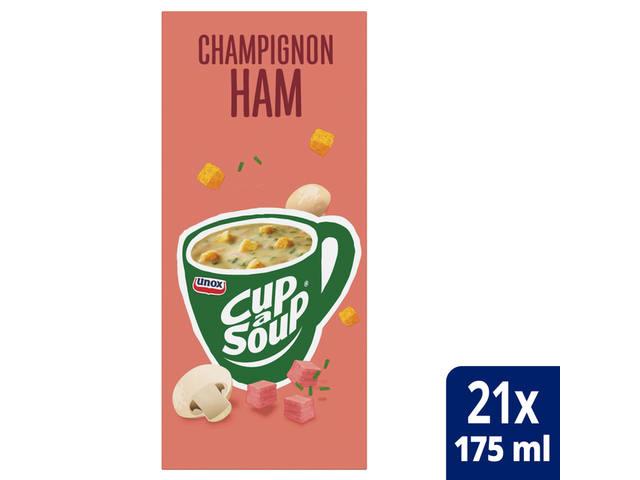 CUP A SOUP CHAMPIGNON/HAM
