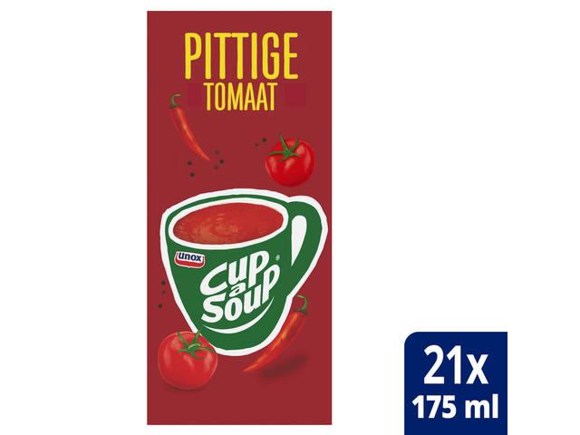 CUP A SOUP SPICY TOMATO