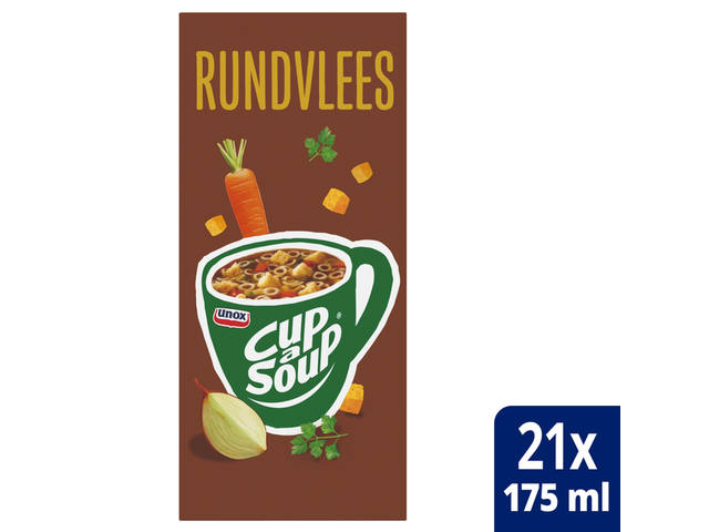 CUP A SOUP RUNDVLEES