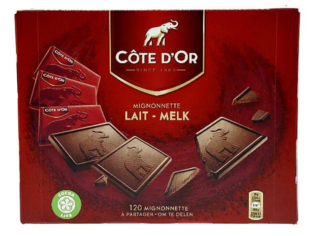 CHOCOLADE COTE D'OR 10GR MIGNONNETTE MELK MONO 1