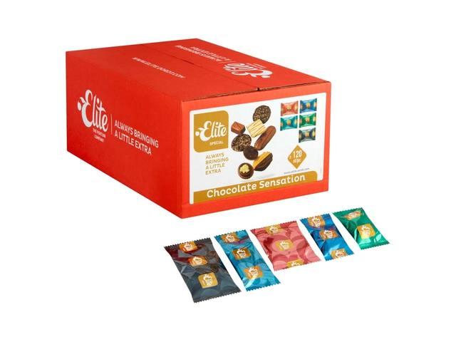 KOEKMIX ELITE CHOCOLATE SENSATION ASSORTI