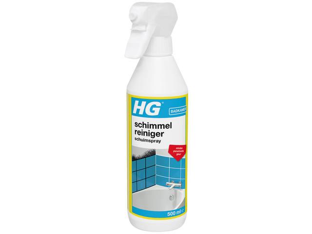 SCHIMMELREINIGER HG SCHUIMSPRAY 500ML