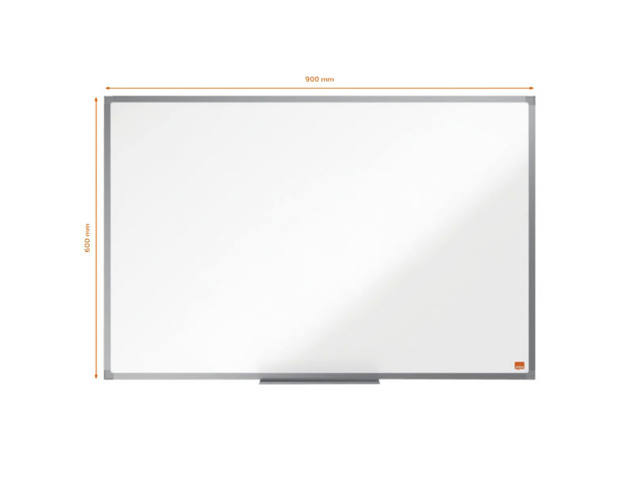 WHITEBOARD NOBO CLASSIC STAAL 90X60CM RETAIL