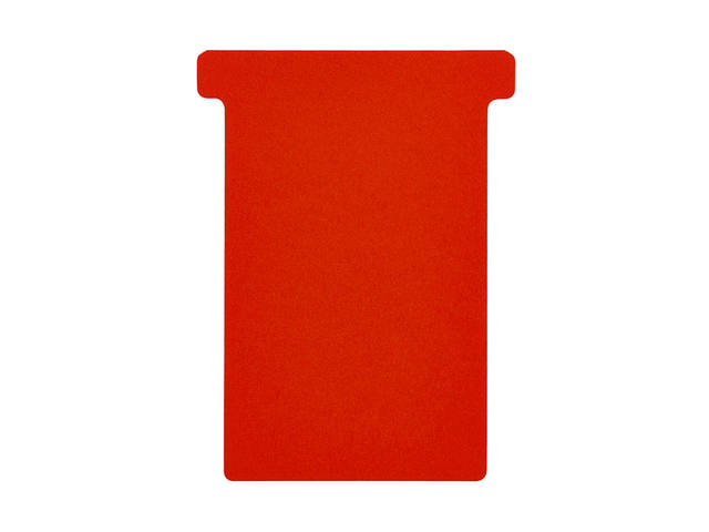 PLANBORD T-KAART A5548-322 77MM ROOD