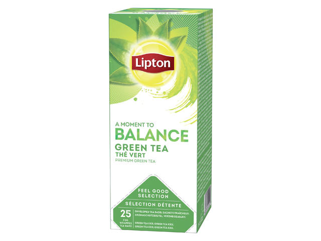 THEE LIPTON BALANCE GROENE THEE 1.5GR