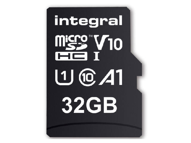 GEHEUGENKAART INTEGRAL MICRO V10 32GB