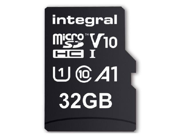 GEHEUGENKAART INTEGRAL MICRO V10 32GB 1