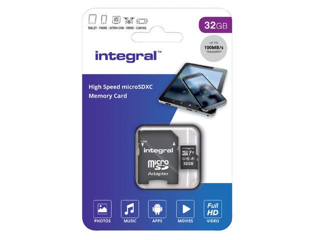GEHEUGENKAART INTEGRAL MICRO V10 32GB 3