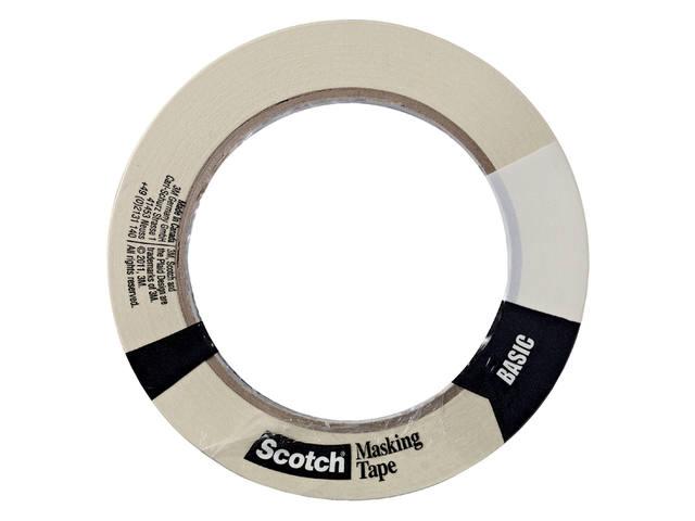 AFPLAKTAPE 3M SCOTCH BASIC 18MMX50M