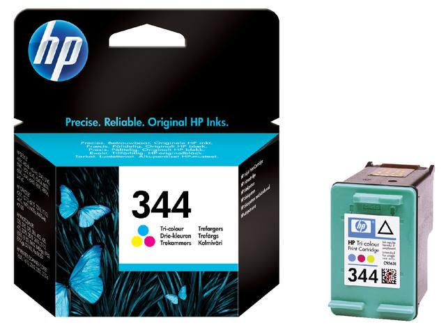 INKCARTRIDGE HP 344 C9363EE KLEUR 1