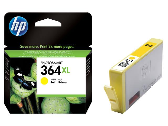 INKCARTRIDGE HP 364XL CB325EE HC GEEL