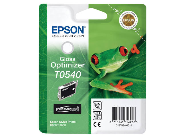 INKCARTRIDGE EPSON T054040 GLOSS OPTIMIZER