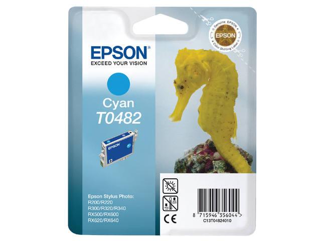INKCARTRIDGE EPSON T048240 BLAUW
