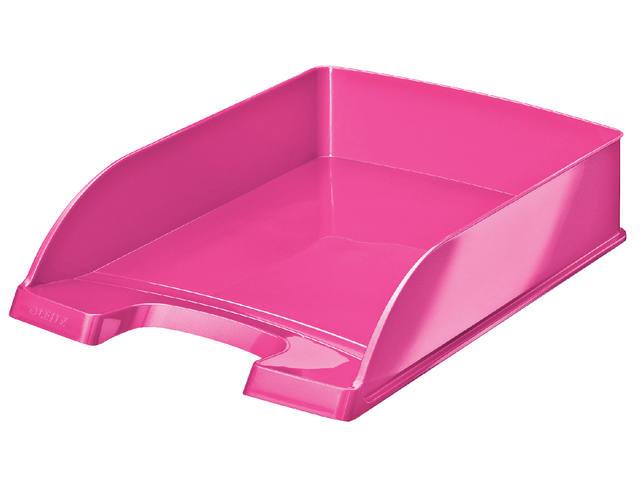 BRIEVENBAK LEITZ PLUS WOW 5226 ROZE