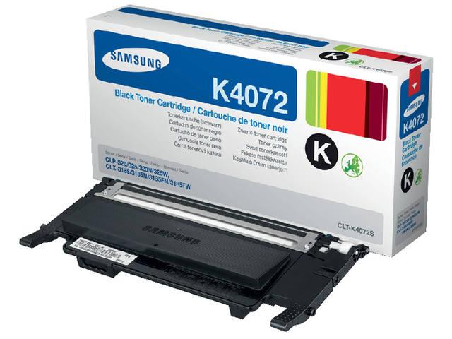 TONERCARTRIDGE SAMSUNG CLT-K4072S SU128A 1.5K ZWART