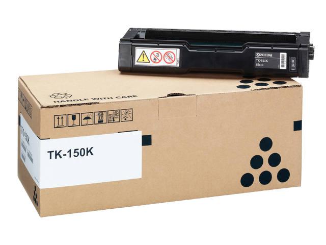 TONER KYOCERA TK-150 6.5K ZWART
