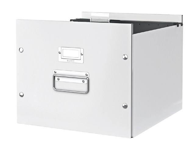 HANGMAPPENBOX LEITZ CLICK&STORE 320X240X335MM WT