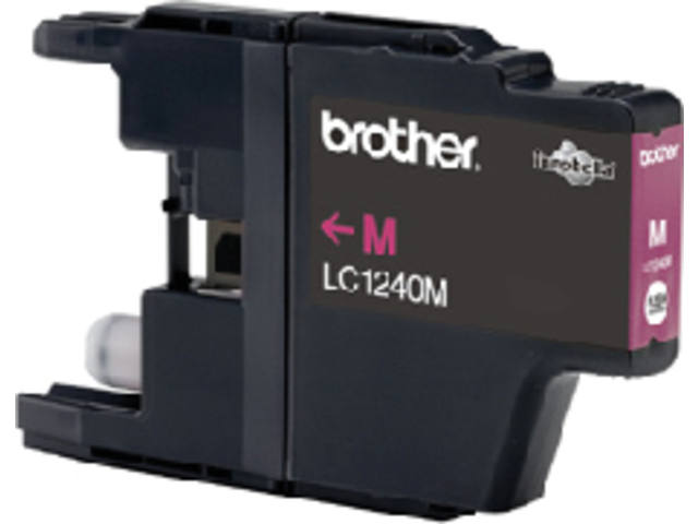 INKCARTRIDGE BROTHER LC-1240 ROOD 2