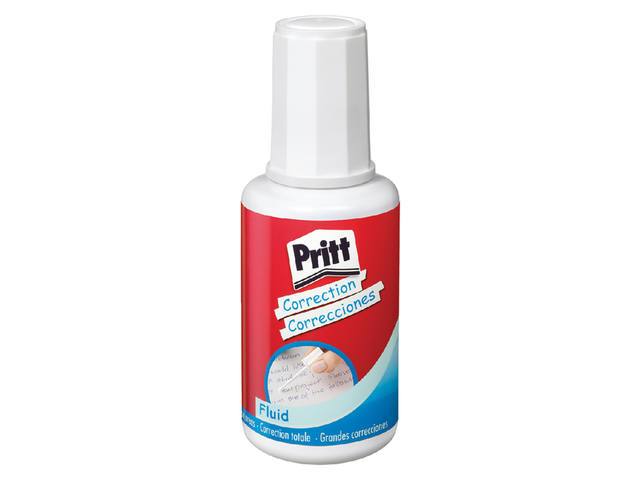 CORRECTIEVLOEISTOF PRITT CORRECT IT 100225 20ML